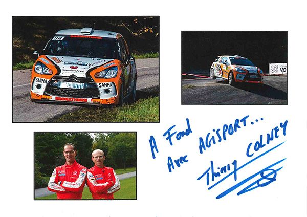 Regmatherm - Participation - Rallye Wrc Alsace