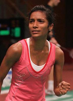 Sashina Vignes Waran - Badminton - Agisportive